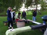 Grillning i Ahlamossens Vilthägn